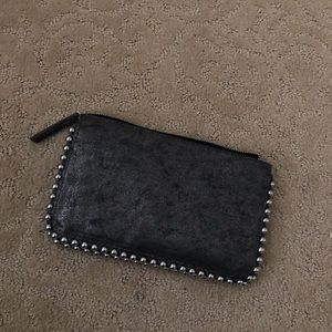 Zara beaded metalic purse